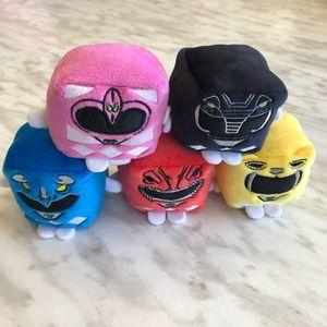 Kawaii Cubes Power Ranger Bundle